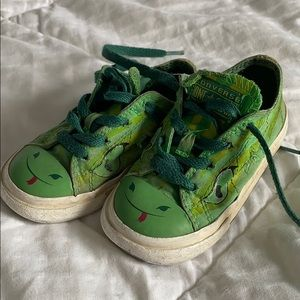 Converse Lizard Shoes